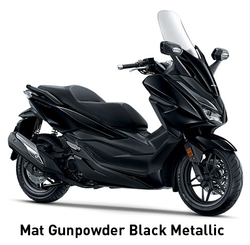 Honda Forza black