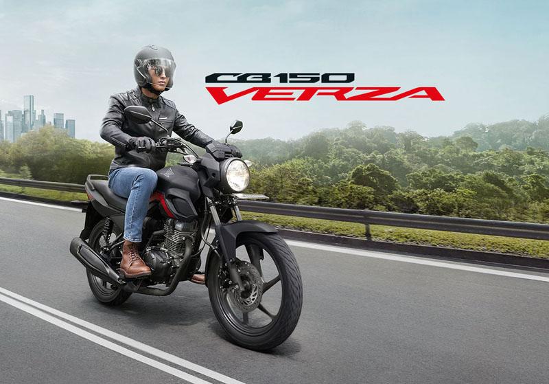 New Honda CB150