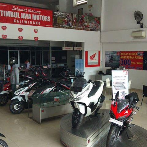 timbul jaya motor solo showroom